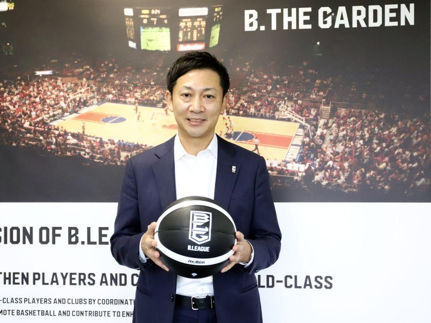 島田慎二チェアマンが語るリーグ再編への思い「幸せになる選択肢として『競争相手は己にある』ことが正しい」