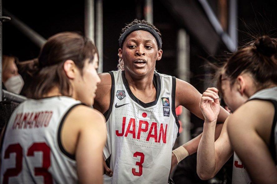 予選で得た自信を胸にオリンピックへ、3x3日本代表の馬瓜ステファニー「最終的に走り勝つのが私たちのスタイル」