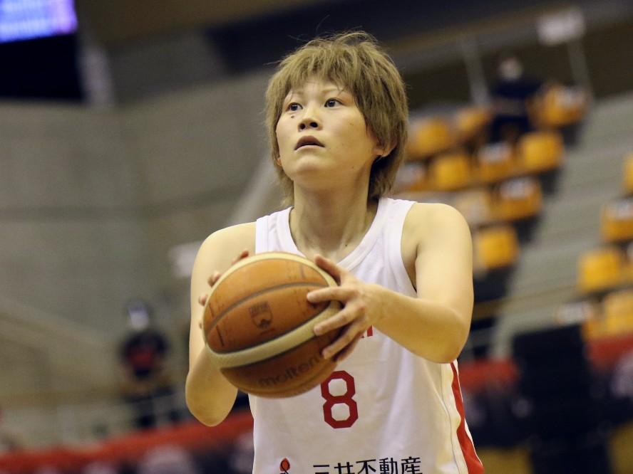 オリンピックで金メダル獲得を目指すバスケ女子日本代表、髙田真希は「最高の舞台で自分たちのパフォーマンスを」と意気込む