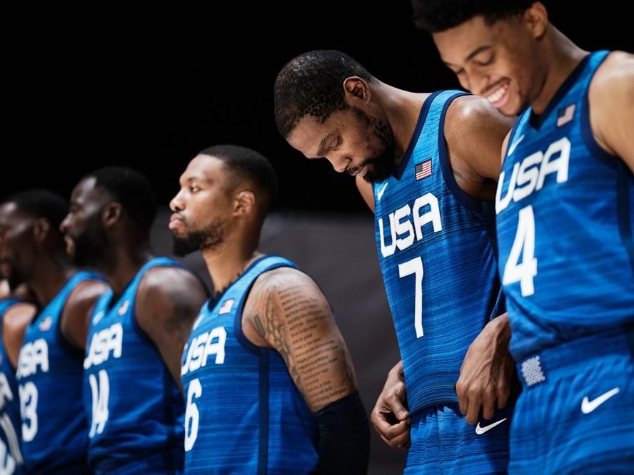 7月25日(日)、『東京オリンピック』3人制、5人制バスケの試合スケジュール、5人制は男子アメリカ代表が登場!