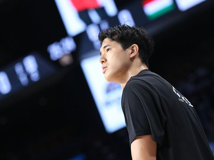渡邊雄太が2年ぶりの日本代表合流初戦で25得点、特大のインパクトを残す「僕自身ももっと成長しなければいけない」