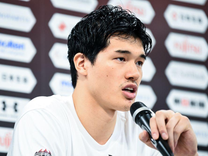 バスケ日本代表に合流した渡邊雄太、「自国開催でできるオリンピックは一生に一度のこと」とモチベーションは十分