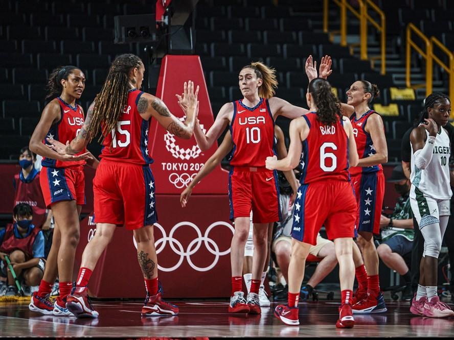 金メダル獲得を目標に掲げるバスケットボール女子日本代表の前に立ちはだかる、優勝候補筆頭のアメリカ