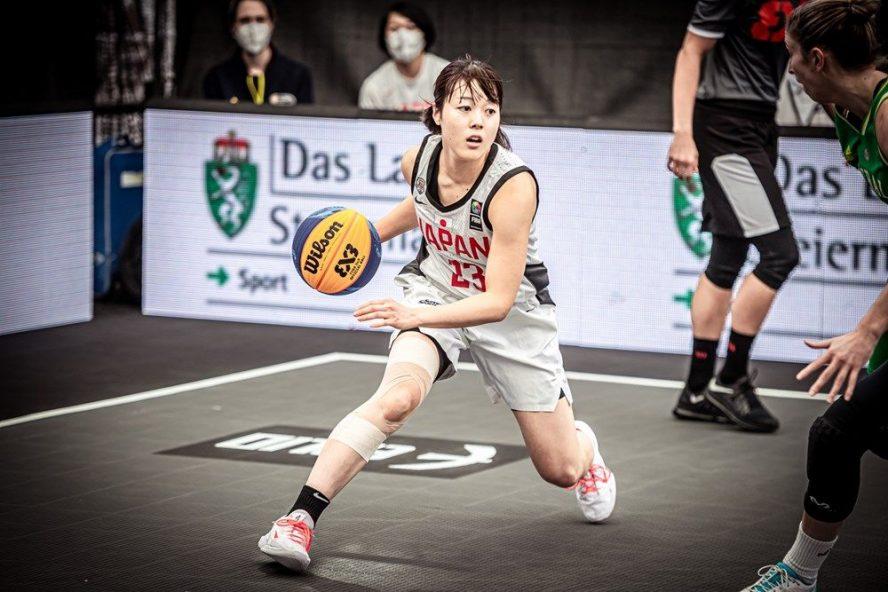 自分たちの手で勝ち取ったオリンピックへ、3x3日本代表のエース山本麻衣「小さくてもできることを証明したい」