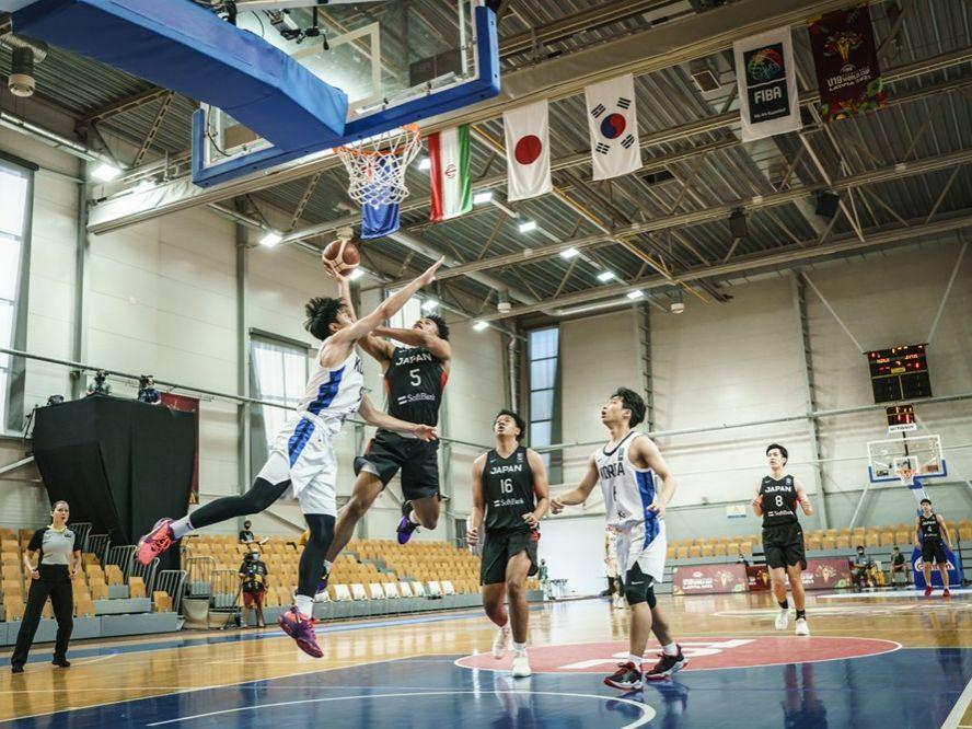U19男子日本代表