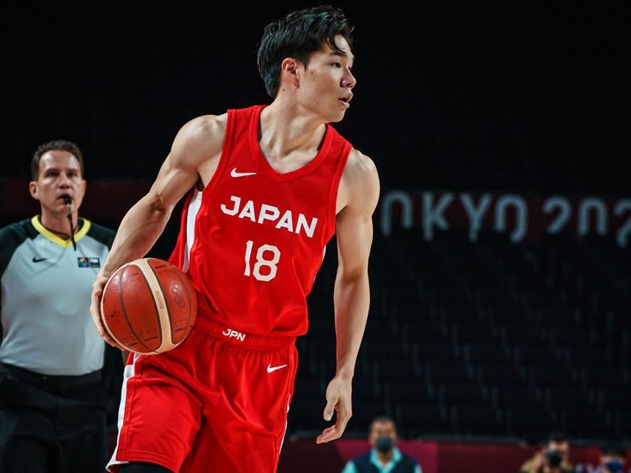 バスケ日本代表の馬場雄大、3戦全敗を受けて「ただチームの勝利に貢献できる選手になりたい」と成長を誓う