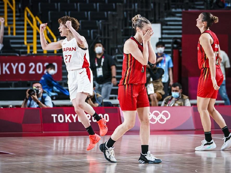 劇的3ポイントシュートでバスケ女子日本代表をベスト4へ導いた林咲希、シューターの矜持「自分の仕事を果たすのが使命」
