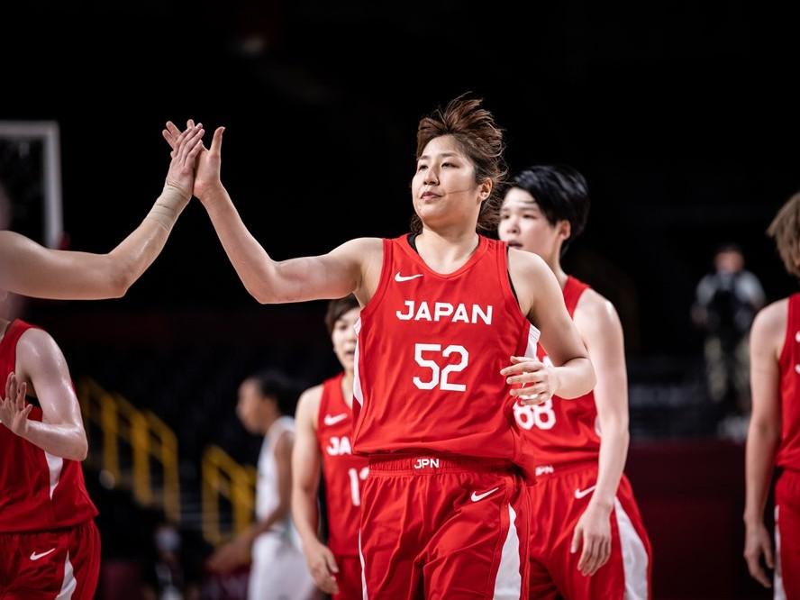 オリンピックで『日本代表のエース』が復活、19得点の宮澤夕貴「強い気持ちを持ってコートに立とうと思っています」
