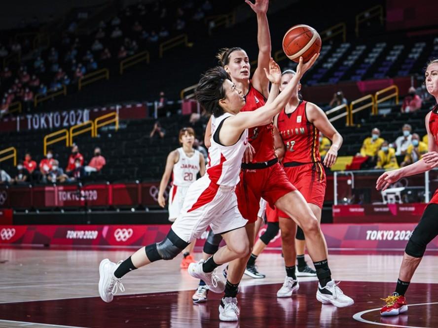 歴史を変えたバスケ女子日本代表、劣勢の日本を救った本橋菜子「もう迷わずにプレーすることができるようになりました」