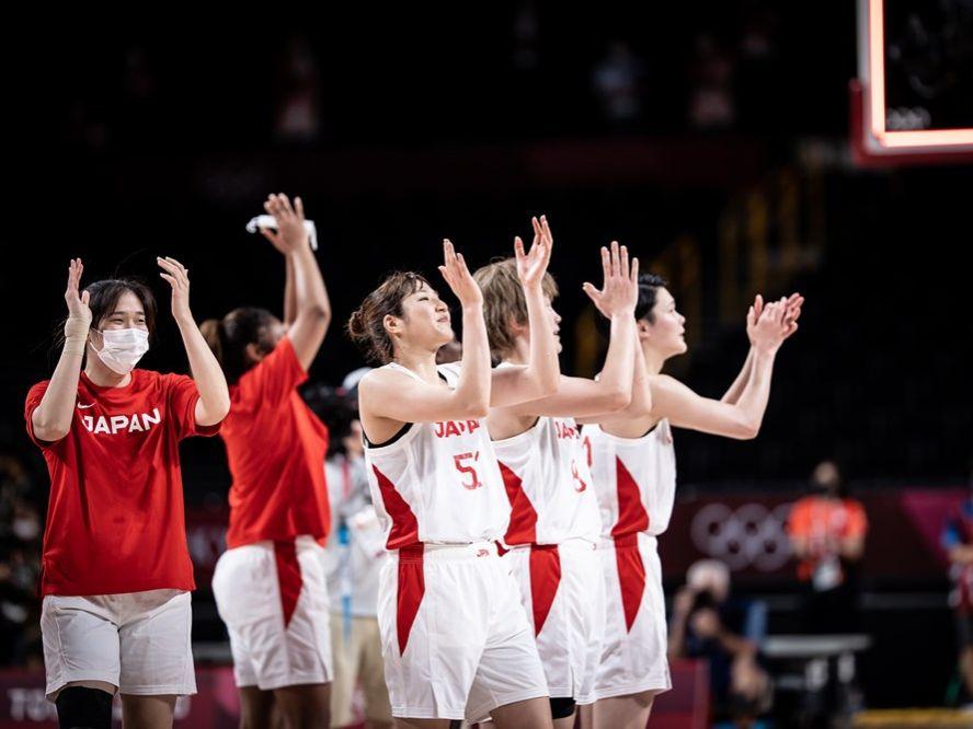 8月6日(金)『東京オリンピック』バスケットボールは女子の準決勝、日本代表はメダルを獲得に向け強豪フランスと対戦