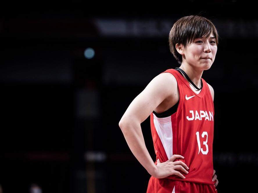 オリンピックでの1試合最多記録に並ぶ15アシストを記録、バスケ女子日本代表の町田瑠唯「周りの選手たちに感謝しています」
