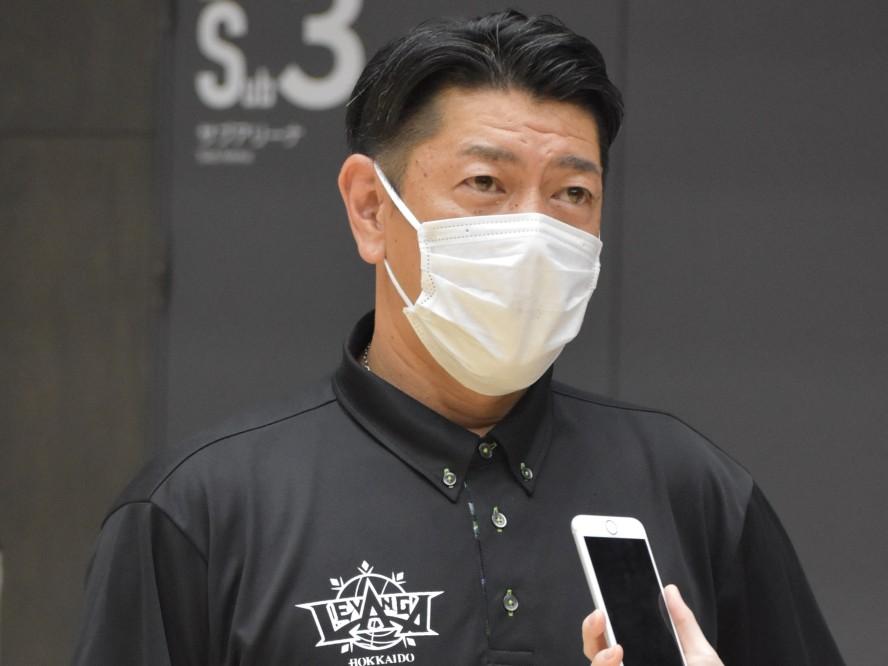 チーム合宿をスタートさせたレバンガ北海道、佐古賢一新ヘッドコーチは「チームビルディングするには重要なタイミング」