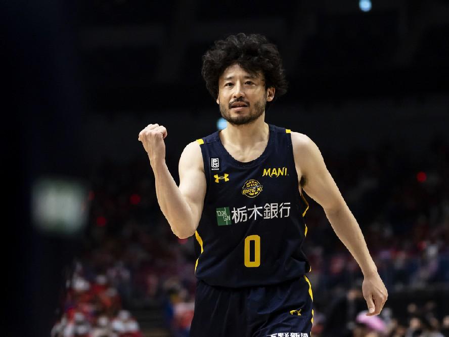 宇都宮ブレックス、新シーズンのキャプテンを務める田臥勇太「今シーズンのブレックスをみんなで創っていきたい」