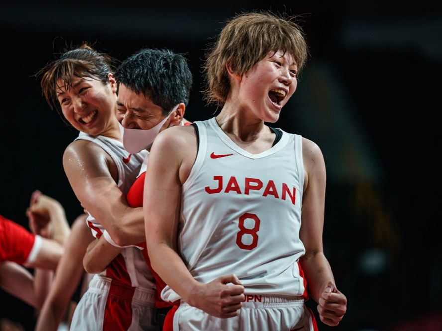 オリンピック史上初のベスト4進出、バスケ女子日本代表の髙田真希が語る自信「目標は金メダルで変わりません」