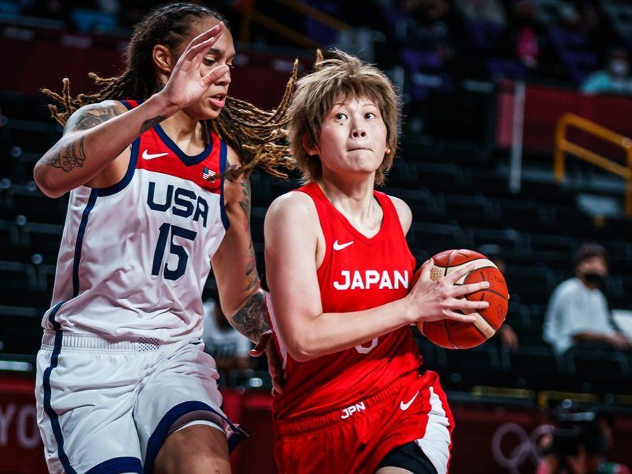 アメリカに敗れて銀メダル、日本代表の髙田真希キャプテンは充実した表情で「メダルを取ったより『やりきった!』感じ」