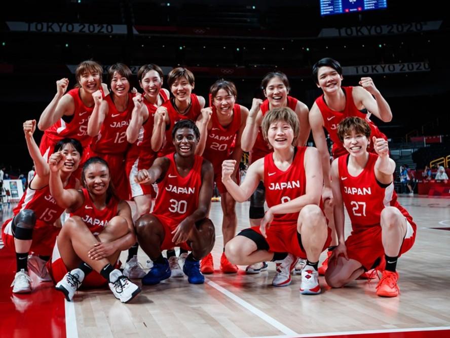 2大会連続でベスト8に進出したバスケ女子日本代表、チームへの自信を深める髙田真希「成長を感じるし、頼もしい」