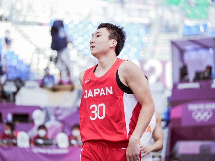 [独占インタビュー]富永啓生(前編)東京オリンピックを振り返る「中国戦の最後のシュート、あれが一番気持ち良かった」
