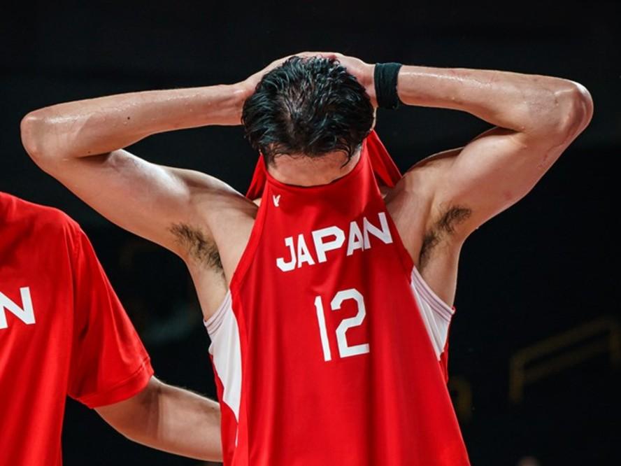 『歴史的1勝』を果たせなかったバスケ男子日本代表、自分を責める渡邊雄太「チームを勝たせられず力不足だと感じました」