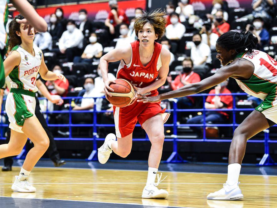 新しい日本代表と新しいキャプテン、林咲希の新たなスタイル「オリンピックと同じプレーをしないことがキーポイント」