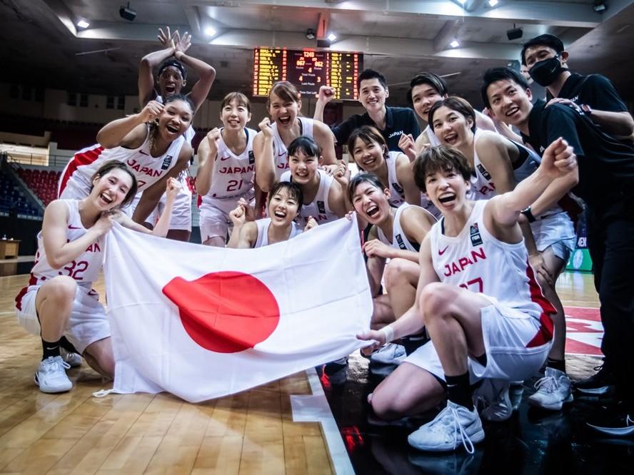アジアカップ5連覇まであと2勝、バスケ日本代表の林咲希が挙げる優勝へのカギは『リバウンドとコミュニケーション』