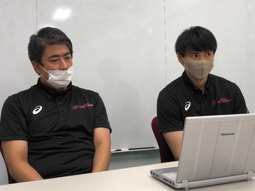 3冠を目指す川崎ブレイブサンダース、新キャプテンの藤井祐眞「皆さんの心を動かせられるように開幕から戦っていきたい」