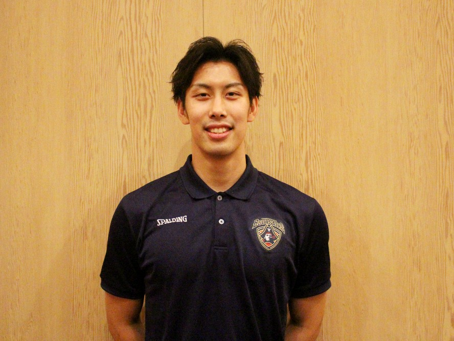横浜ビー・コルセアーズのエースへと成長する森川正明、「上位チームを脅かす存在になりたい」と新シーズンに意気込む