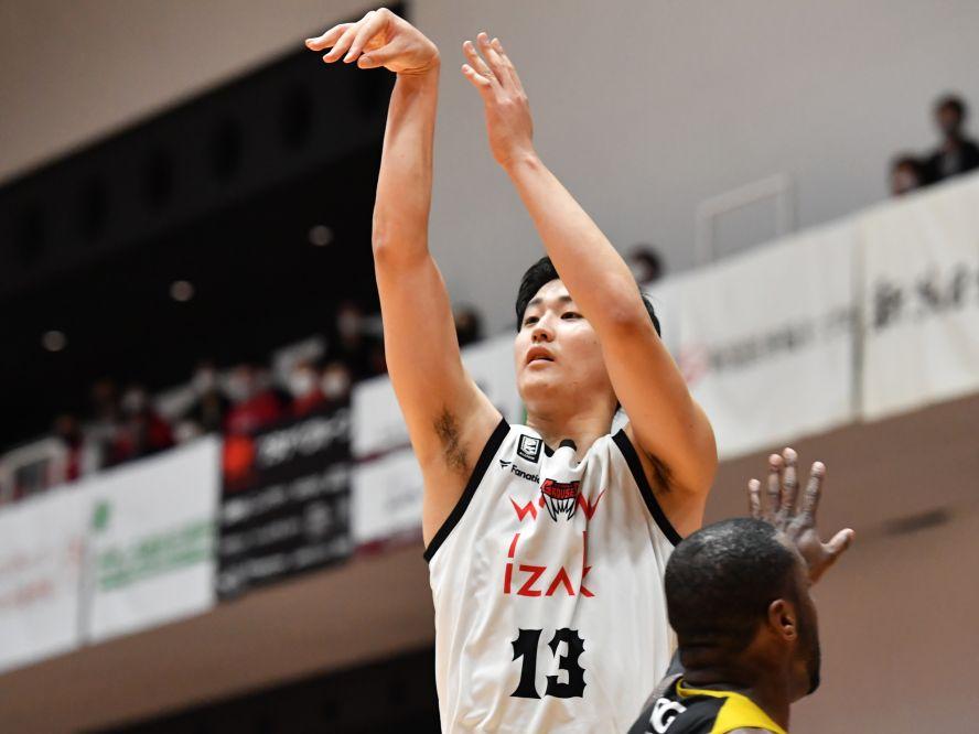 2023年の日本代表に推したい成長株[vol.3]前田悟 スモールバスケの切り札として、新天地となる川崎での飛躍に期待