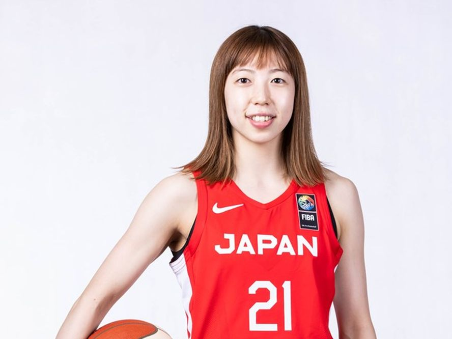 アジアカップ5連覇を目指すバスケ女子日本代表、永田萌絵「機動力を生かして守備でプレッシャーをかける」