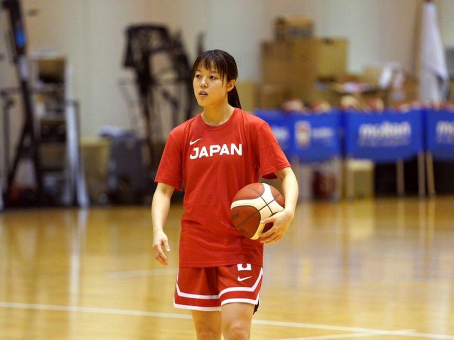 3x3での大活躍を5人制の日本代表へ、アジアカップに挑む山本麻衣「まずはシュートからと思って試合に入るように」