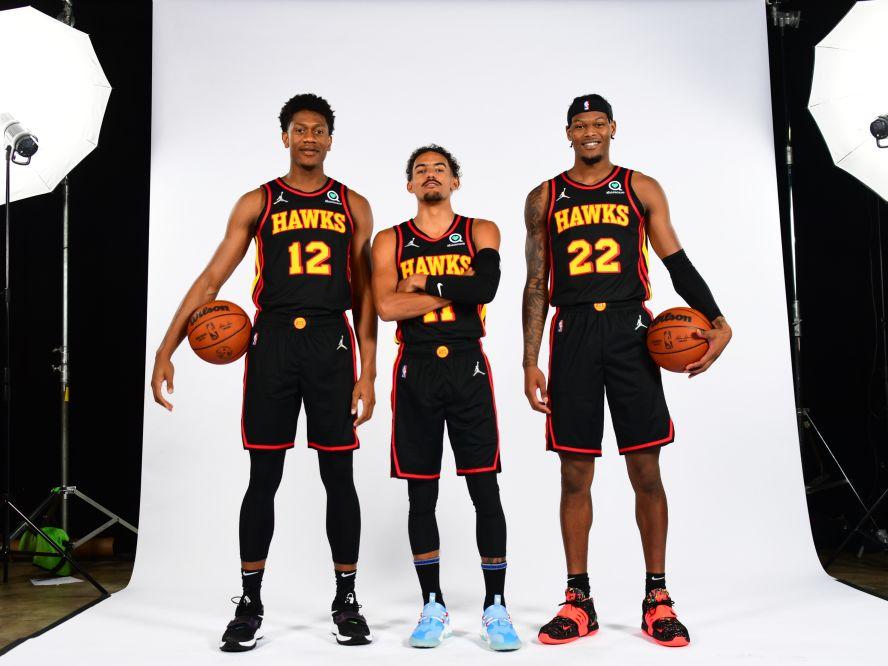 NBA開幕カウントダウン[vol.1ホークス]若きエース、トレイ・ヤングを擁して常勝チームと駆け上がるシーズンに