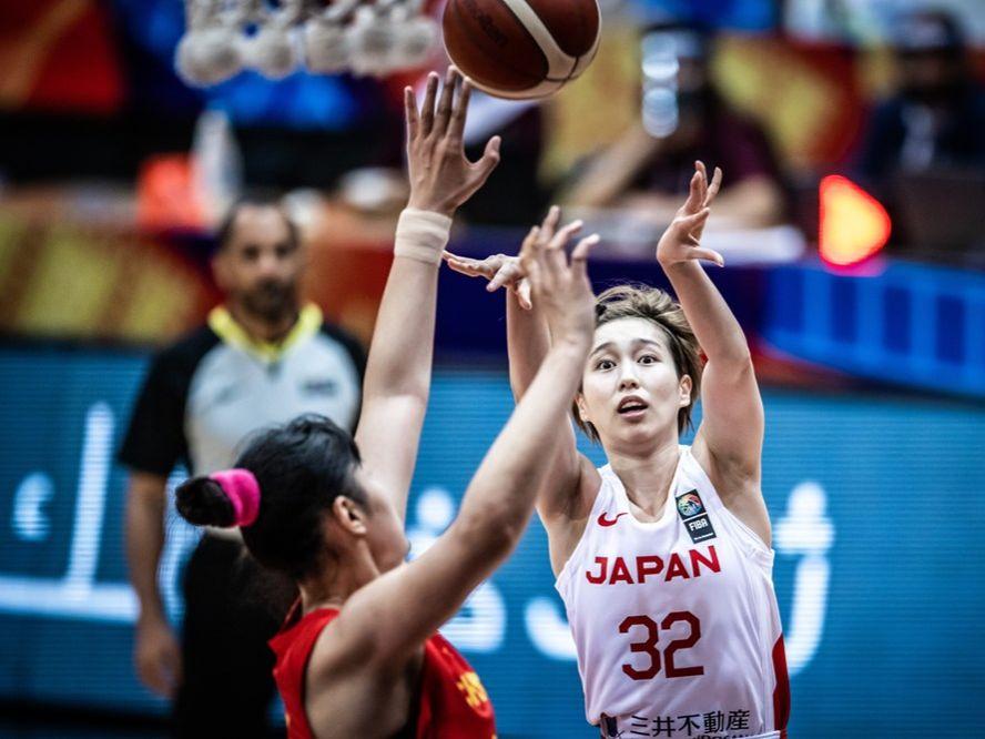 中国の高さに圧倒されながらも踏み留まり押し返した日本代表、宮崎早織が『走るバスケ』を引っ張りアジアカップ5連覇を達成!