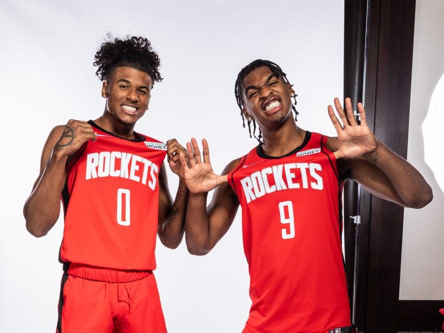 NBA開幕カウントダウン[vol.4ロケッツ]ハーデンとの決別から1年、ハードワークを押し出す若く魅力的な新チームに