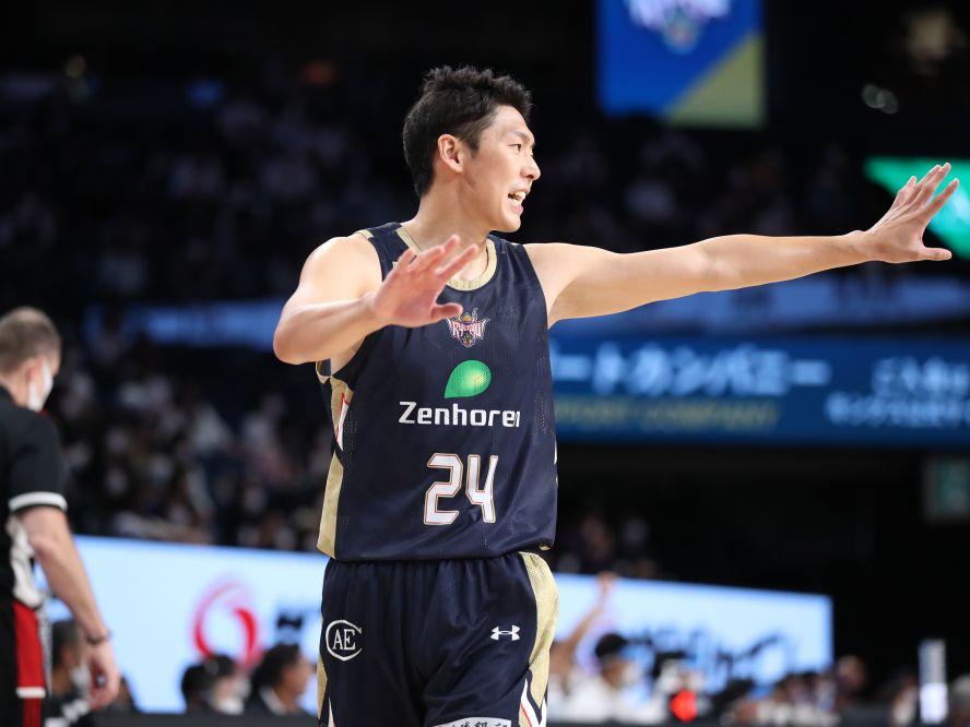 琉球ゴールデンキングスの田代直希、開幕戦で痛快な逆転勝利を収めるも「自分たちが強いと勘違いしないように、一歩ずつ」