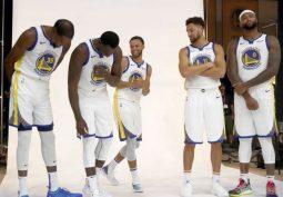 [NBA開幕プレビュー ウォリアーズ]最強チームに死角はあれど、最強に変わりなし