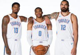 [NBA開幕プレビュー サンダー]『原点回帰』でウエストブルックらしいチームに