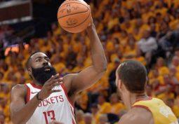 NBAを彩る『レフティー』、ジェームズ・ハーデンは「右利きなら今の自分はない」